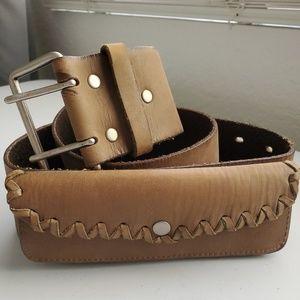 NWOT Linea Pelle Fanny Pack Belt
